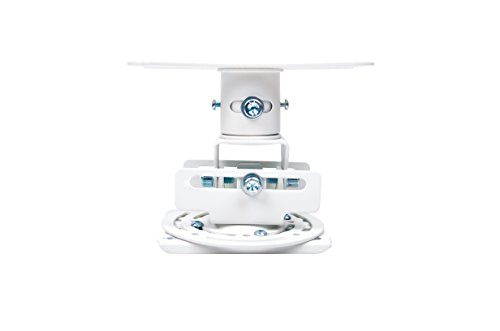 Optoma OCM818W-RU Low Profile Universal Ceiling Mount Projector Accessory