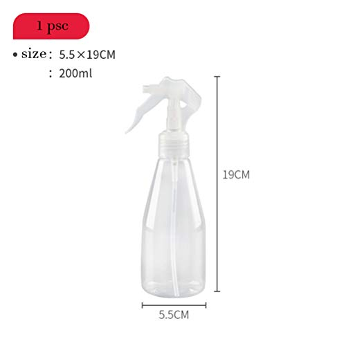 Watering can Spray Bottle fine Mist Ultrafine Nano Size Household Packaging for Medical Cleaning Special