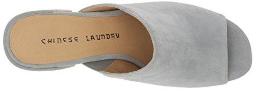 Chinese Laundry Kvinners Sammy Muldyr Chambray Semsket