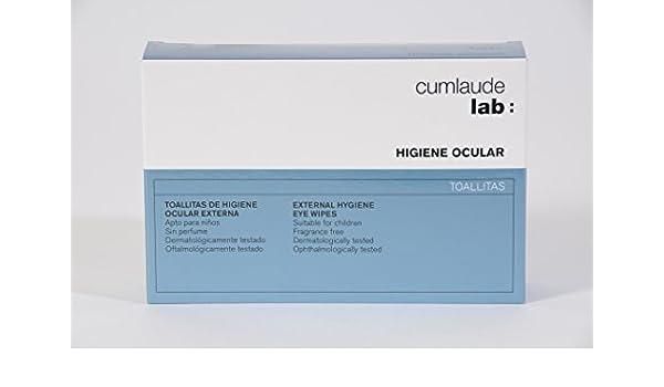 CUMLAUDE - CUMLAUDE Toallitas Higiene Ocular 16 unidades: Amazon.es: Alimentación y bebidas