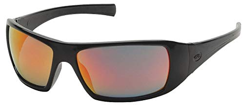 stant Safety Glasses, Orange Mirror Lens Color - 1 Each ()