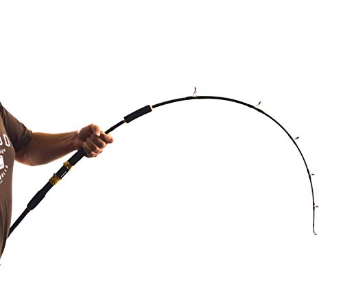 - Hamachi 2018 Nano Jig Xtreme 5'6 Japanese Jigging Fishing Rod Overhead/Conventional (PE 4-10 (40-100 POUNDS))