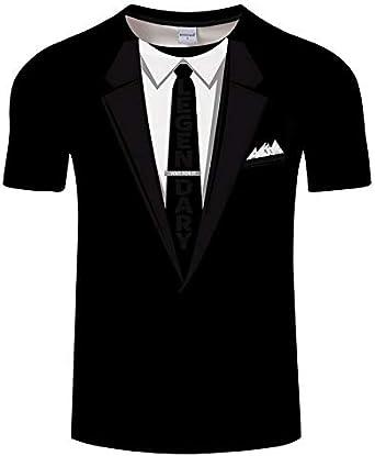 Mujer/Hombre Camiseta de Manga Corta 3D Imprimir Camisetas 3D ...