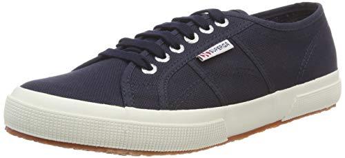 Superga Cotu 2750 Mixte Top Classic Adulte F43 Sneaker Low Bleu Blue wTw1r5q