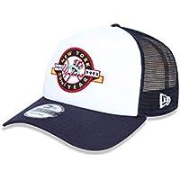 BONE 940 NEW YORK YANKEES MLB ABA RETA BRANCO/MARINHO NEW ERA