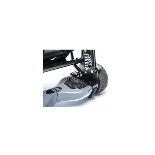 HumanGold® Hoverkart Suspension Tout Terrain CE Accessoire Hoverboard Amortisseur Premium Nouveau 2018 à la Découverte d'un Nouveau Monde