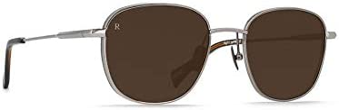 RAEN Optics レーン サングラス/MORROW - RIDGELINE x 黒 TAN x VIBRANT 褐色/正規代理店/ 100U191MRW-S211-51