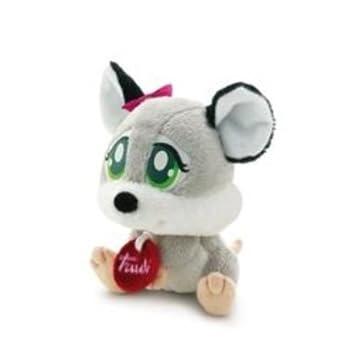 Trudi 52077 TruEye- Ratón de peluche de ojos grandes