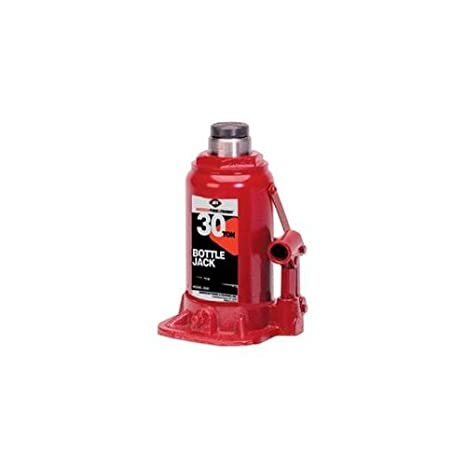 AFF 3506 Red 6 Ton Capacity Bottle Jack