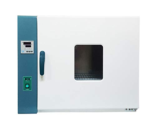 INTBUYING Digital Forced Air Convection Drying Oven Heat Industrial Lab Temperature Control (13.813.813.8inch Chamber)