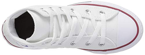 Converse Chuck Taylor All Star Toddler High Top, Scarpe per bambini Bianco (Blanc Optical)