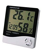 ميزان حرارة ورطوبة
