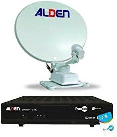 Pack ALDEN Onelight 65 SATMATIC HD Parabólica 100% Automática ...