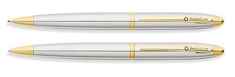 blister, 0,9/mm Cross fc00/11im-2FC Lexington Pennino Penna//matita a scatto Set Glanz Chrom