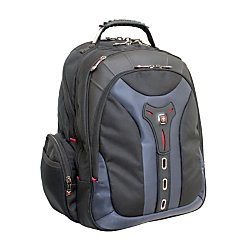 Black Wenger Swiss (PEGASUS from SwissGear by Wenger Computer Backpack)