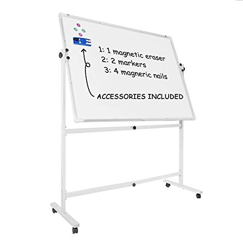 Mobile Dry Erase Board with Stand 36
