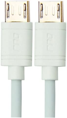 6 feet//white 2-Pack RND USB 2.0 A-Male to Micro B Cable