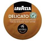 Best Lavazza Espresso Cups - LAVAZZA ESPRESSO DELICATO 90 PACKS made for KEURIG Review