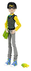 Monster High X3649 Jackson Jekyll Muñeco