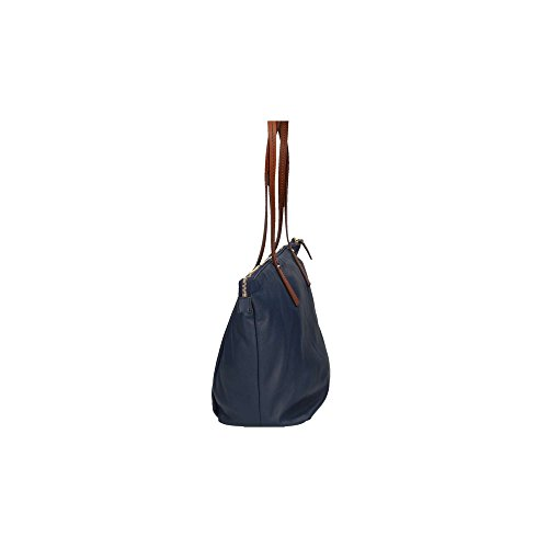 The Bridge 0415273W Shopping Bag Mujer Azul