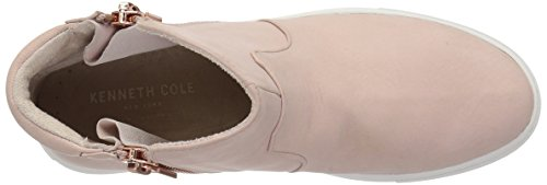 Kenneth Zippers Women's New Dual Mid Cole Rose Kiera York Sneaker Side Height AAqwHTxOnr