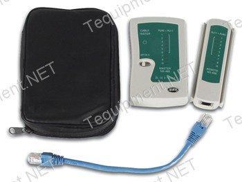 Velleman VTLAN4 LAN TESTER FOR RJ45, RJ12, RJ11