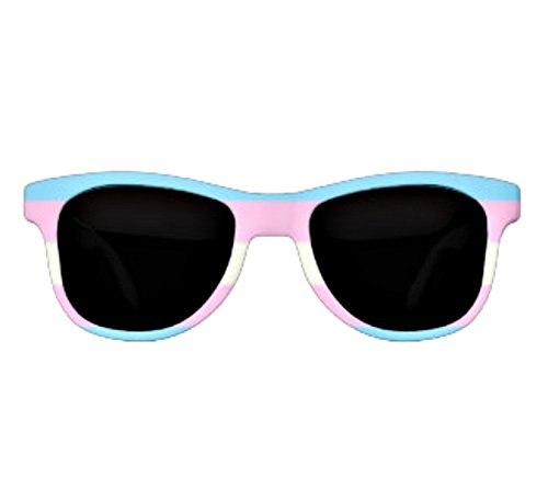 Transgender Sunglasses with Smoke Color - Link Eyewear