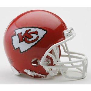 Kansas City Chiefs Replica Mini Helmet w/ Z2B Face Mask
