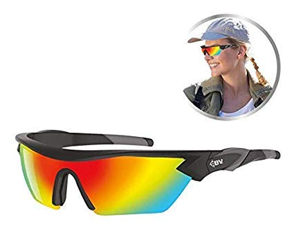 977b7759cc CPEX Battle Vision HD Polarized UV Sunglasses Protect Eyes   Gives Your  Vision Clarity  Amazon.in  Sports