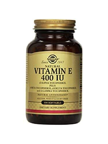 Solgar, Vitamin E 400 IU Mixed (d Alpha Tocopherol & Mixed Tocopherols)