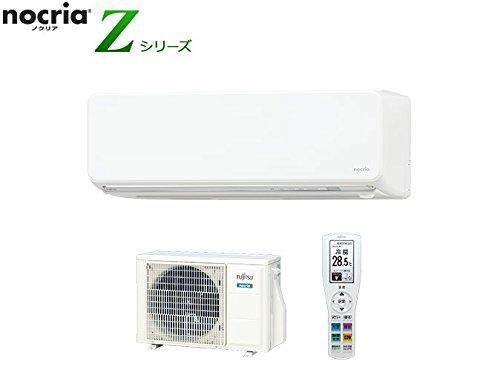 【エアコン】 nocria ノクリアおもに6畳用 Zシリーズ AS-Z22H-W