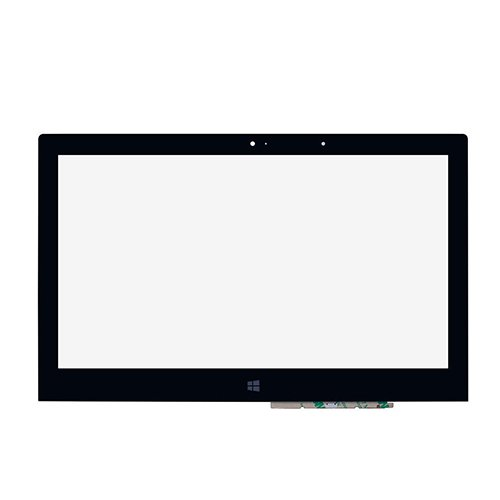Touch Screen Digitizer Glass Replacement For Lenovo Yoga 2 13.3'' pro 13  20344 Black