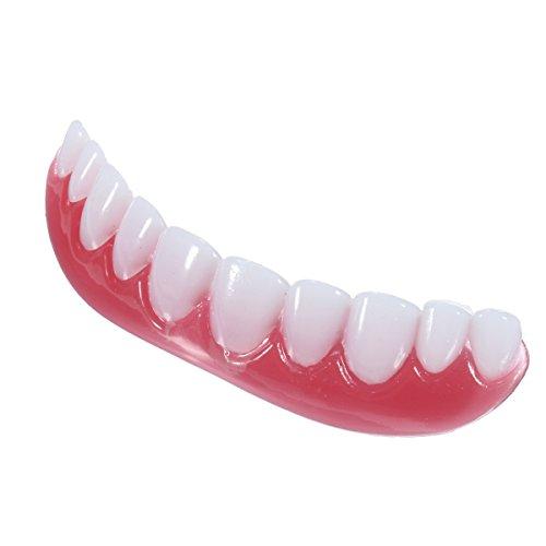 Smile Cosmetic Oral Teeth Veneers False Tooth Cover Dental Denture Natural Snap