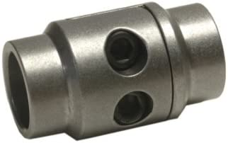4130 Chromoly Weld In Tube Clamp Connector For 1.75 Inch Diameter 0.120 Wall Tube