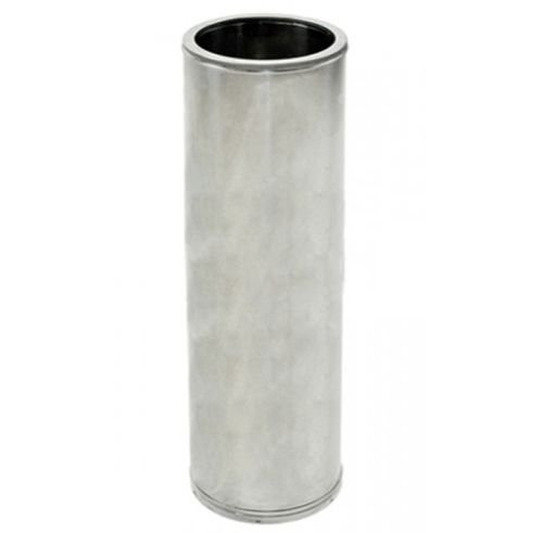 (10'' x 24'' DuraTech Stainless Steel Chimney Pipe - 10DT-24SS)