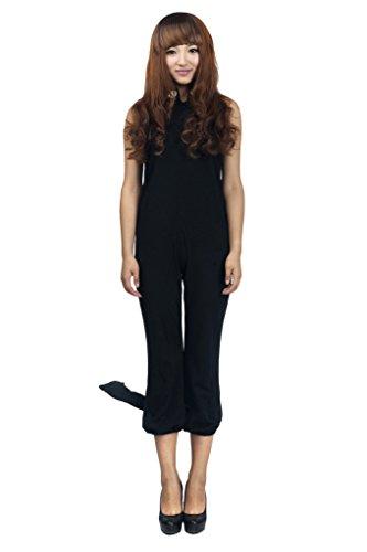 Mtxc Women's Soul Eater Cosplay Costume Medusa 1st Size XX-Large Black