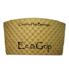 ECOEG2000 - ECO-PRODUCTS,INC. EcoGrip Recycled Content Hot Cup Sleeve