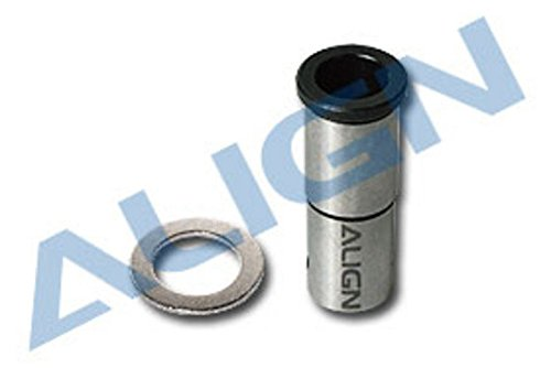 - Align One-way Bearing Shaft and Shim: All T-Rex 600