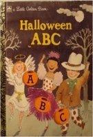 Halloween ABC's (Little Golden Book) by Sarah Albee (1994-06-15)