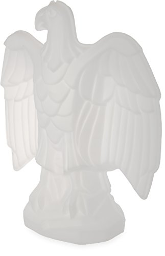 - Carlisle SEA102 Eagle Shaped Ice Sculpture Mold, Single Use, 15.5