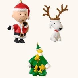 Hallmark Keepsake Ornament Peanuts