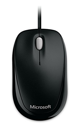 Microsoft Compact Optical Mouse 500 for Business - Black ()