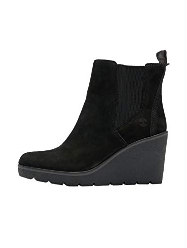 Height Paris Stivali Donna Nero Timberland Chelsea 5zvg7wqgx