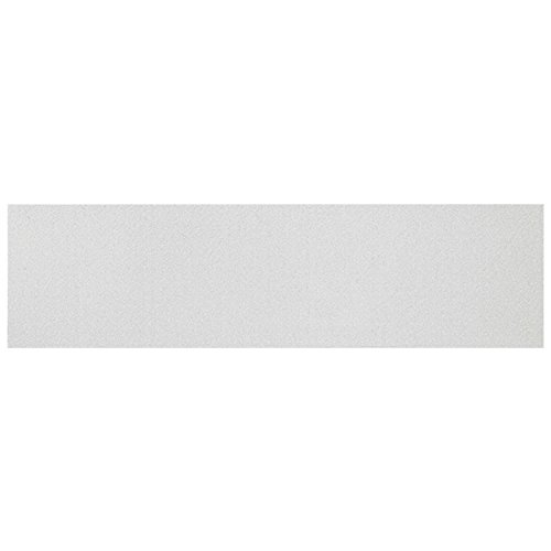 Black Diamond Longboard Griptape 10x48 Colors (Single Sheet) Clear