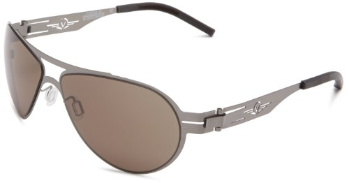 VedaloHD F-18 8075 Aviator Sunglasses,Gunmetal,60 - Vedalohd Sunglasses