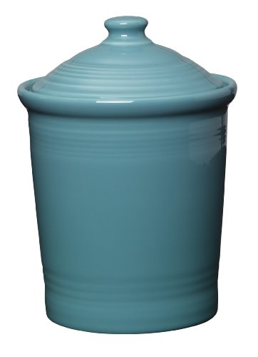 Fiesta 2-Quart Canister, Medium, Turquoise