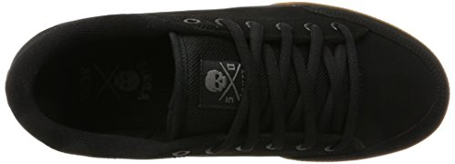 C1RCA Lopez 50, Unisex Adults' Low-Top Sneakers Black - Schwarz (Black / Gum)