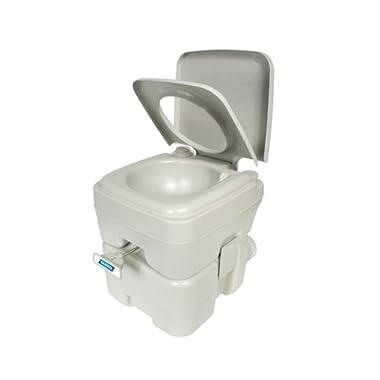 Camco 41541 Portable Toilet - 5.3 gallon