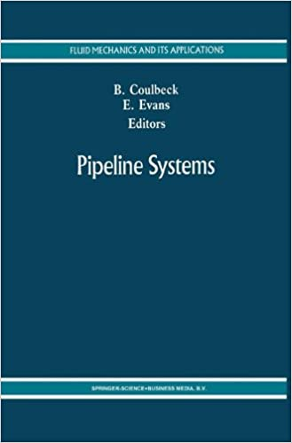 Pipeline Systems (Fluid Mechanics and Its Applications)