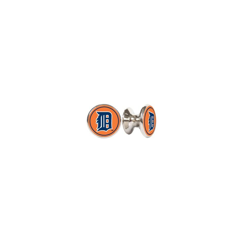 Detroit Tigers MLB Stainless Steel Cabinet Knob / Drawer Pull